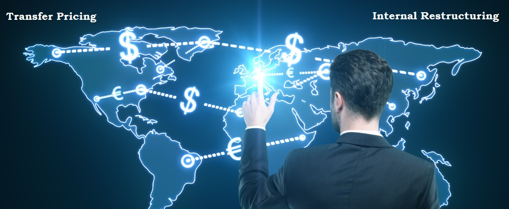 Transfer Pricing Internal Restructuring