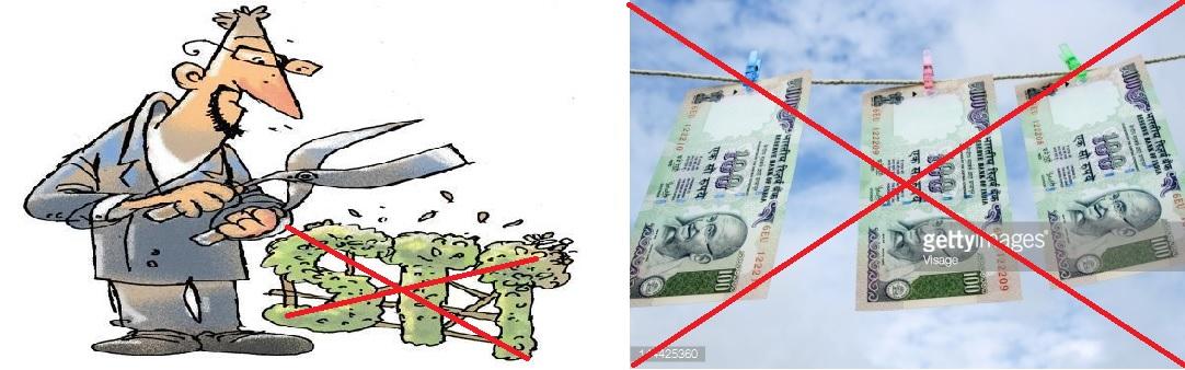 No STT - No Money Laundering