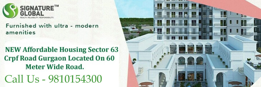 Signature Global Sector 63A Gurgaon