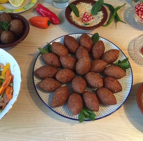 Syrische Küche Rezepte | Maryam\'s Culinary Wonders: 376 ...
