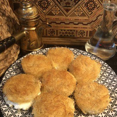 Syrische Küche - Knafe Rezept