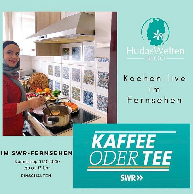 Kochen live im SWR - Syrische Küche
