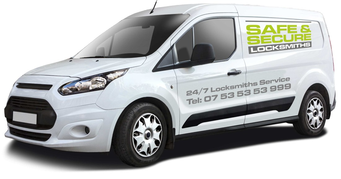 Huddersfield emergency locksmiths van