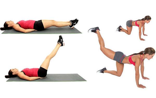 hogyan lehet lefogyni a csípőn és a lábon?