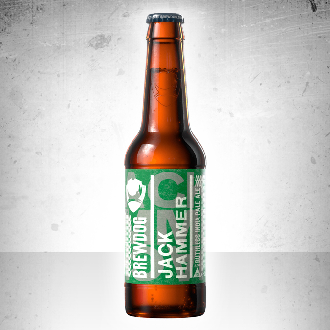 BrewDog JACK HAMMER 1x330ml üveges