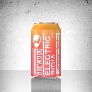 BrewDog ELECTRIC INDIA 1x330ml dobozos