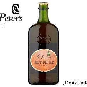St. Peter's Best Bitter sör