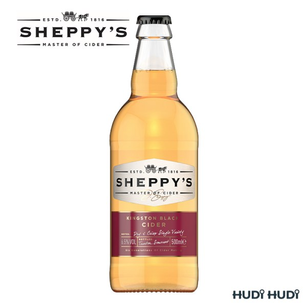 Sheppy's KINGSTON BLACK Dry Cider