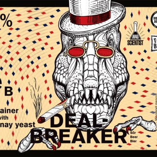 Mad Scientist DEALBREAKER 3.6% 30l KeyKEG