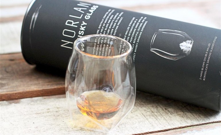 Norlan Whisky Glass pohár