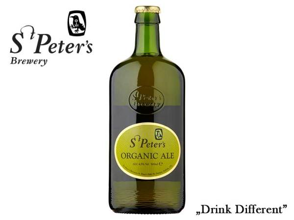 stPeters organic ale