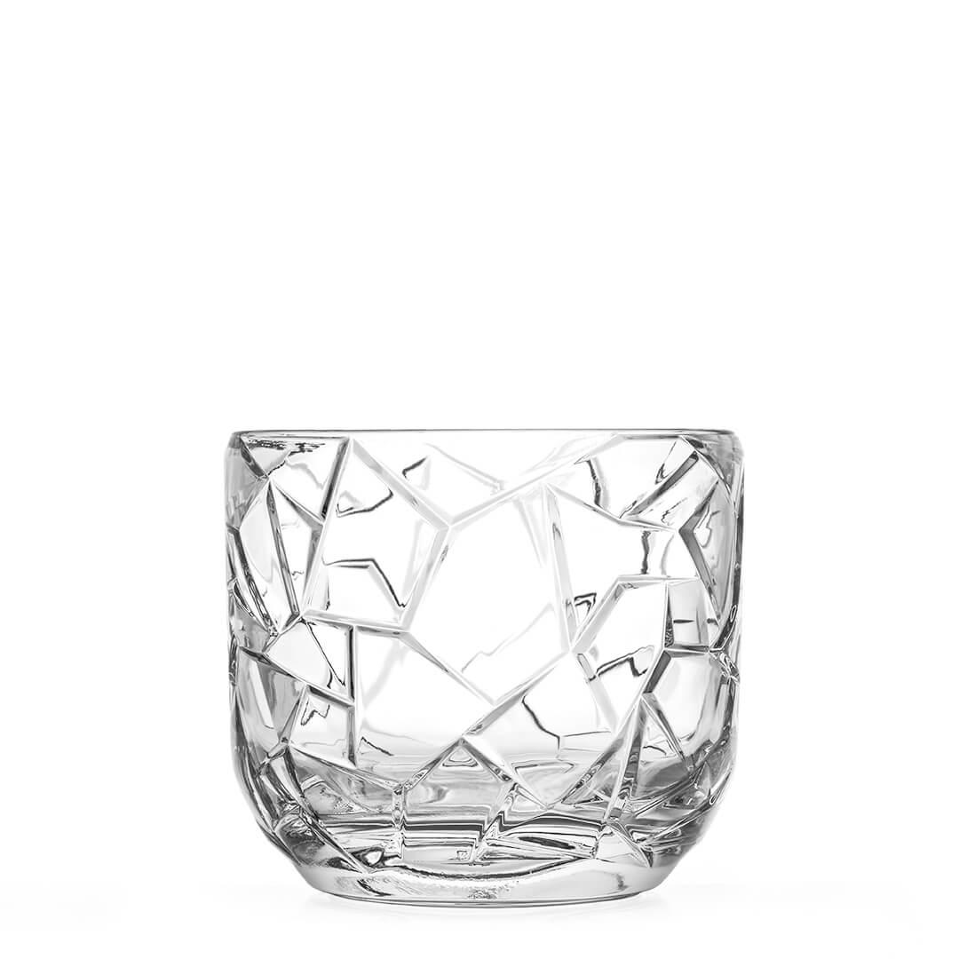 Kozarec, tumbler za gin ali gin tonic Polars, steklarna Hrastnik