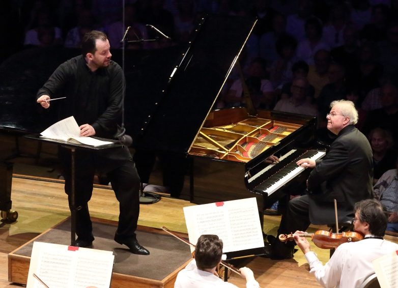 Tanglewood's Boston Symphony Orchestra Opening Night, Friday, July 5, 2019: Mozart Piano Concerto in E Flat, K. 482 and Mahler's Fifth Symphony