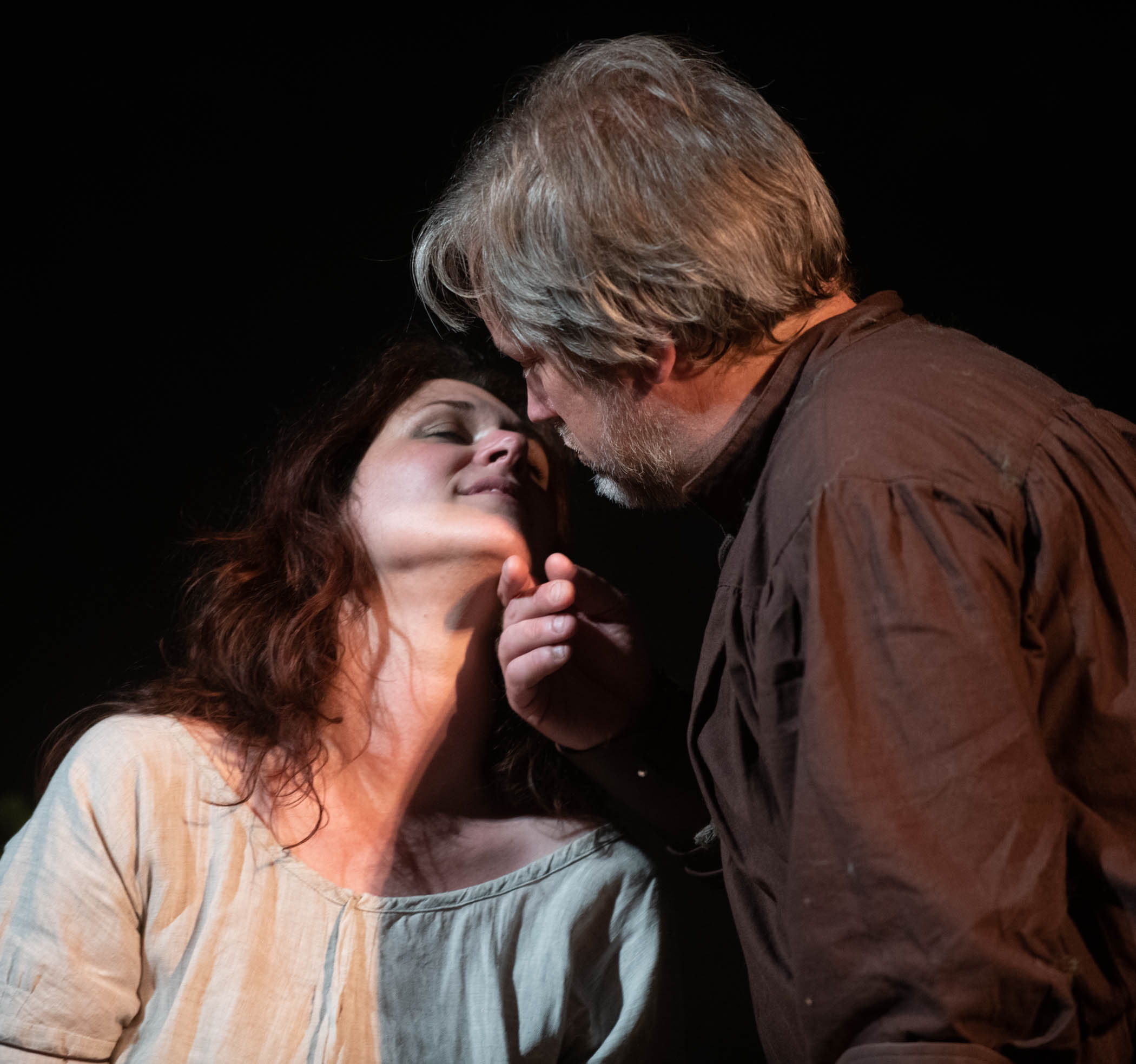 TUNDI's remarkable Tristan und Isolde at the Latchis Theatre in Brattleboro, Vermont