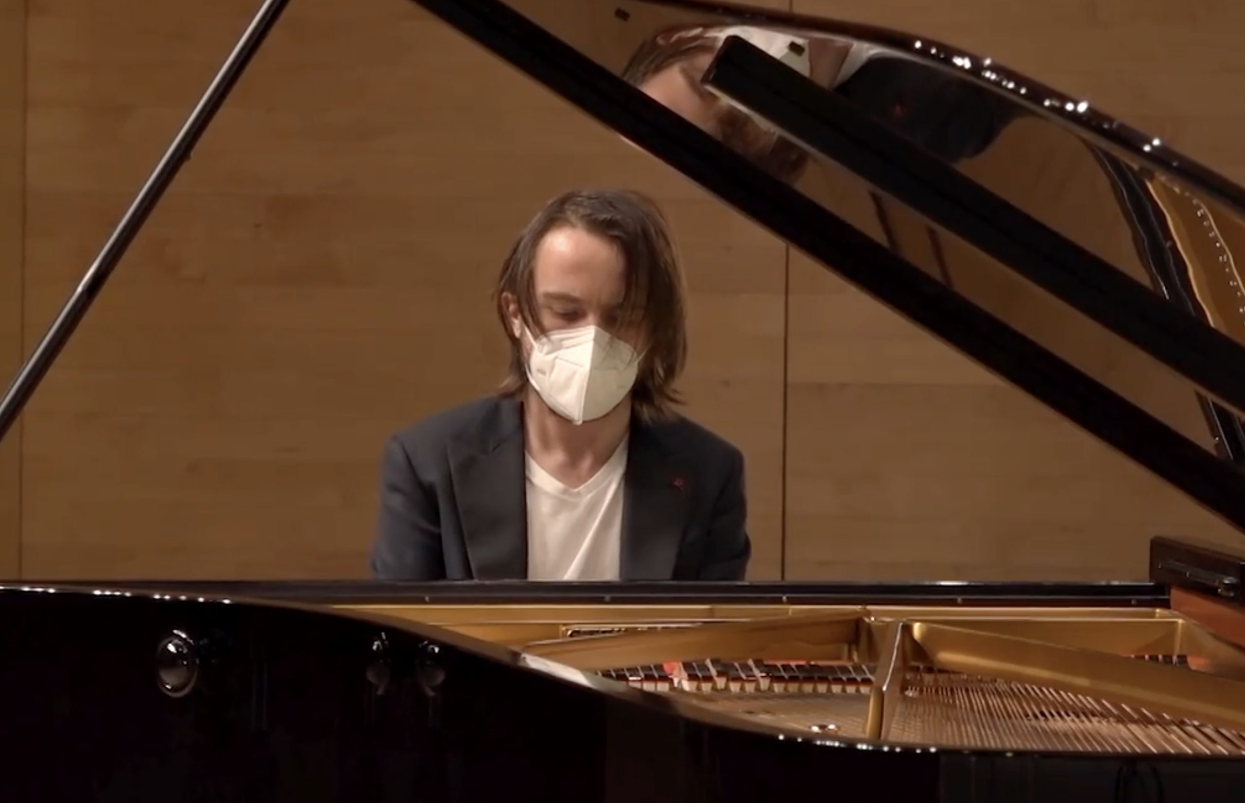Tanglewood Stream Fishing Part 3-Daniil Trifonov Plays Bach's Art of Fugue