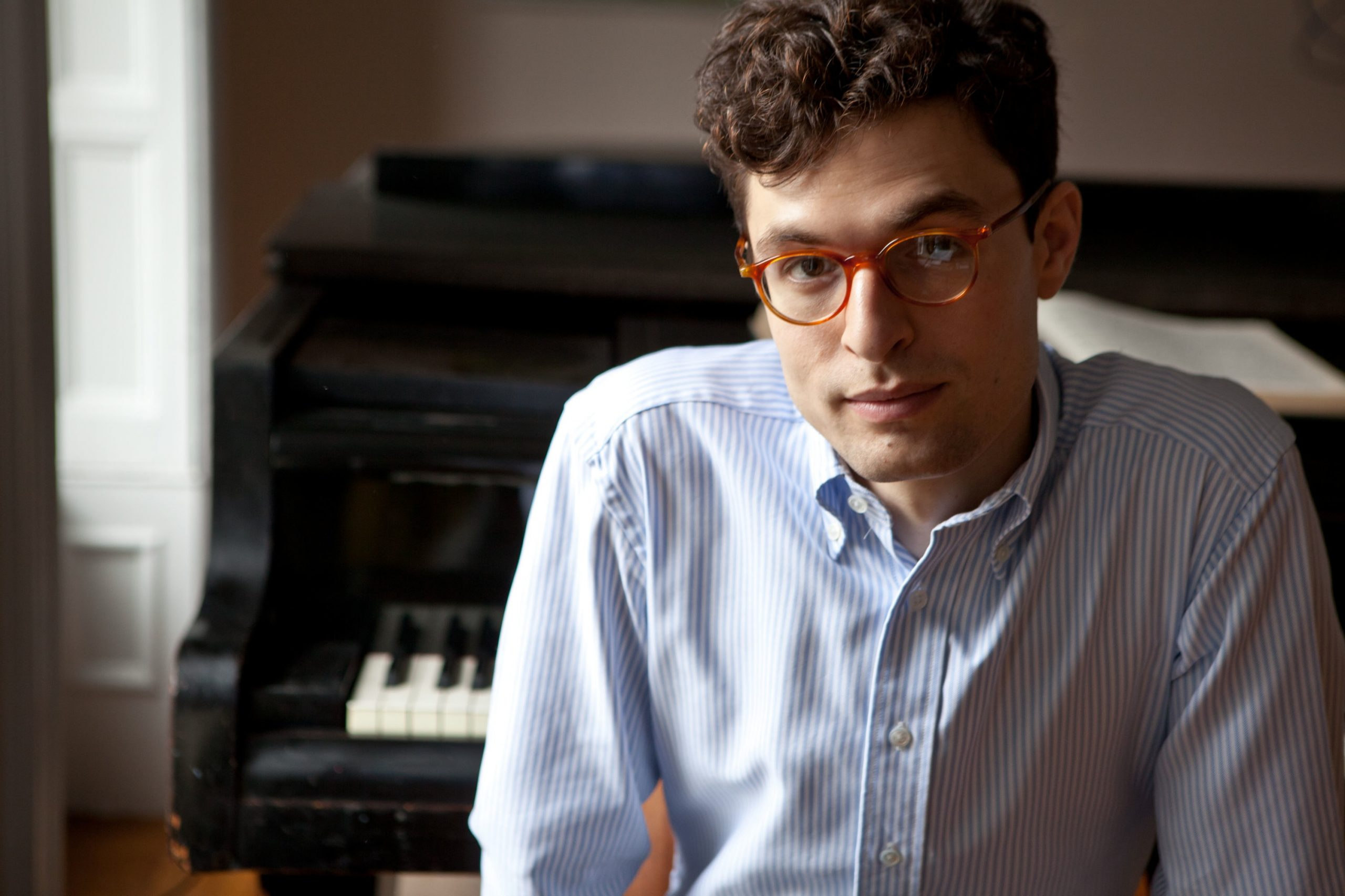 Summer Retrospective: Timo Andres and (via stream) Conor Hanick at PS 21: Andres, Copland, Rzewski, and Ustvolskaya
