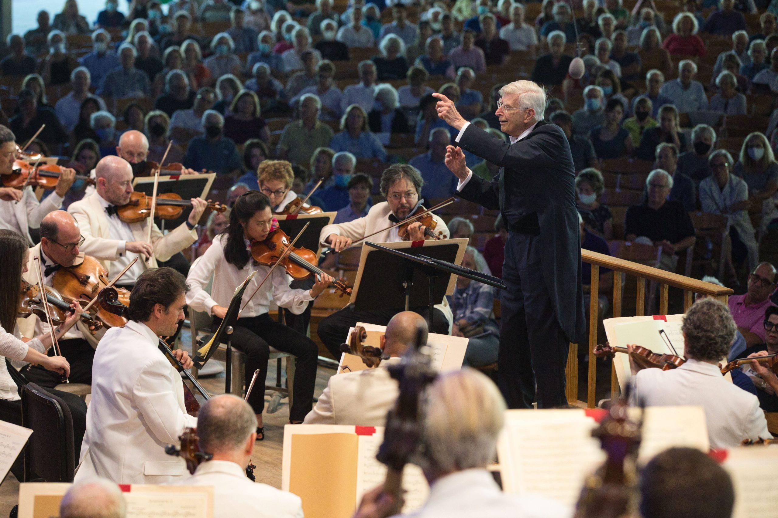 Brahms in Good Hands