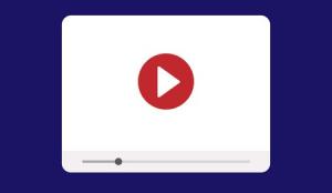 Video tutorials graphic