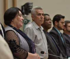 Blogueiros e influenciadores digitais foram homenageados em Sessão Solene