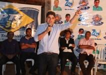 Lançamento da pré-candidatura de Zé Maria reúne cerca de 700 lideranças