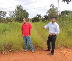 Risomar Carvalho e a ARIE JK, em Samambaia, Taguatinga e Ceilândia, Distrito Federal