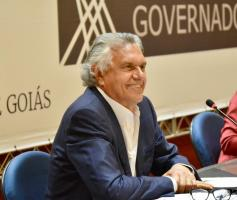 Candidato ao Governo de Goiás, Caiado diz em debate que vai ampliar oferta de cursos profissionalizantes para população mais carente de Goiás