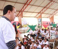 Entorno: Ideb aponta evolução na qualidade educacional de Águas Lindas