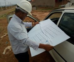 Águas Lindas avança na implantação da nova rede de abastecimento de água