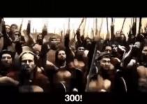 """DF: Candidato ao senado, Paulo Roque divulga  montagem do filme """"300"""""""