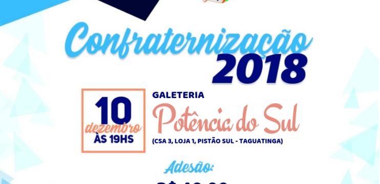 Blogueiros de Política de Brasília e Entorno realizam confraternização em 10 de dezembro