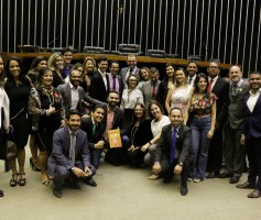 Câmara dos Deputados realizou Sessão Solene para homenagear profissionais de Coaching