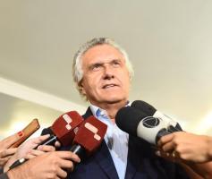 Caiado anuncia mais quatro nomes do secretariado