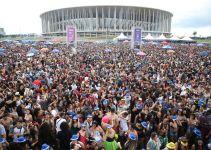 DF: Segurança marca presença no fechamento do Carnaval