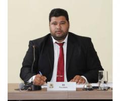 Presidente da Câmara de Novo Gama tem contas aprovadas pelo TCM