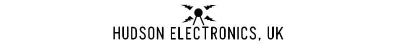 HUDSON ELECTRONICS UK