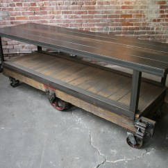 Casters For Chairs On Carpet Zanui Desk Chair Industrial Factory Carts - Hudson Goods Blog