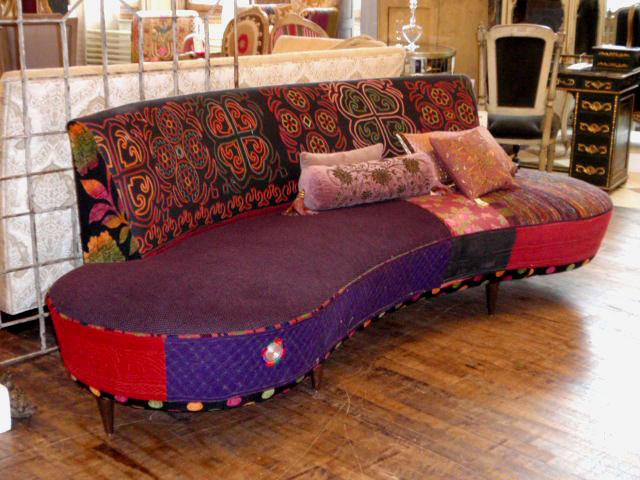 Crazy Upholstered Sofas  Hudson Goods Blog