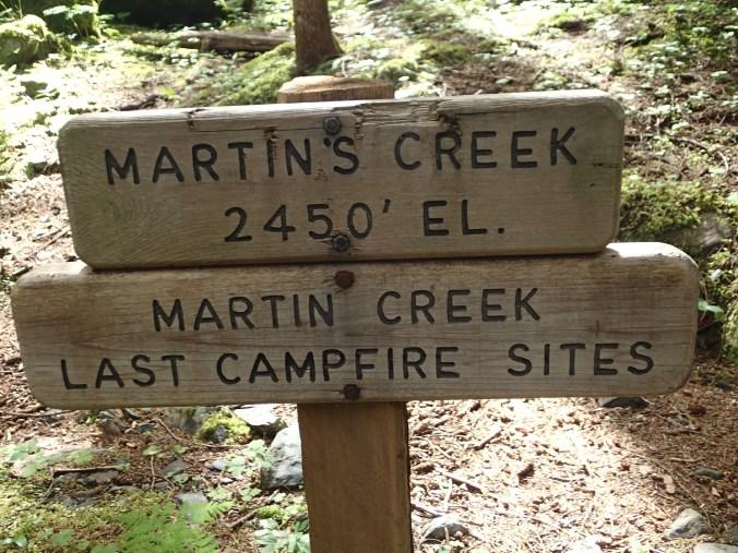 Martins Creek