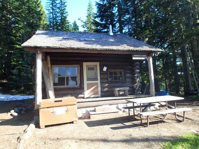 Mowich Lake Ranger Station