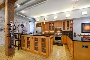 Hoboken Real Estate, Hoboken Loft, Historic True Loft, Entire Floor of Factory Building, Condo for Sale, Condominium Sale