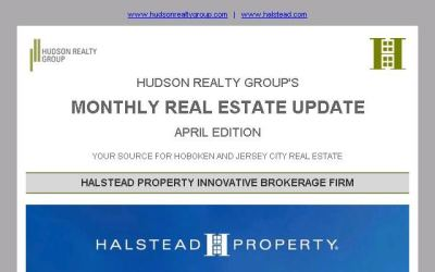 Hudson Realty Group Update – April 2015 Edition  |  Hoboken and Jersey City Real Estate