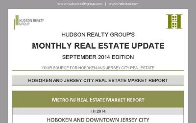 Hudson Realty Group Update – September 2014 Edition | Hoboken & Jersey City Real Estate