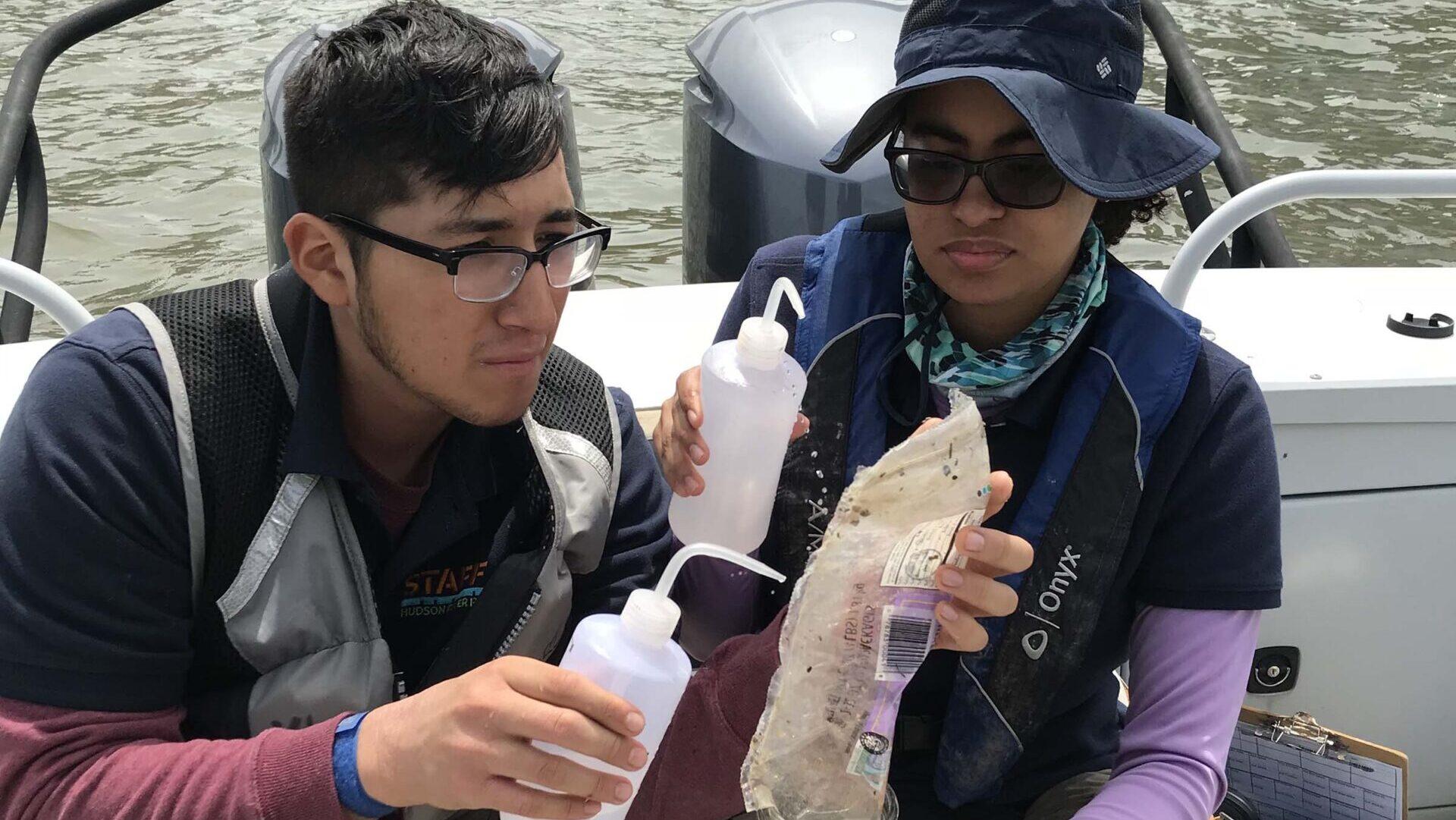 Microplastics — Hudson River Park