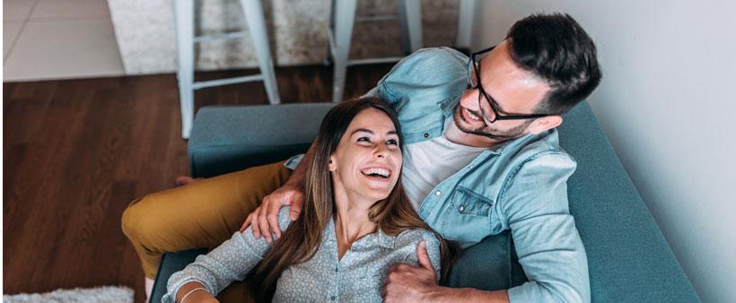 Les couples non mariés ont besoin d'assurance