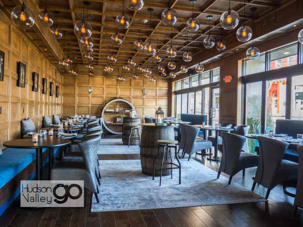 The Library Room at Sixty5 on Main in Nyack, New York