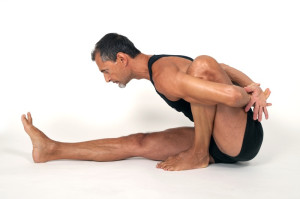yoga for scoliosis_Marichyasana - Sage twist