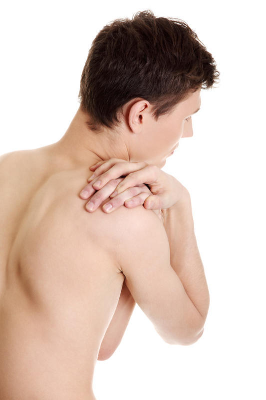 shoulder pain scoliosis