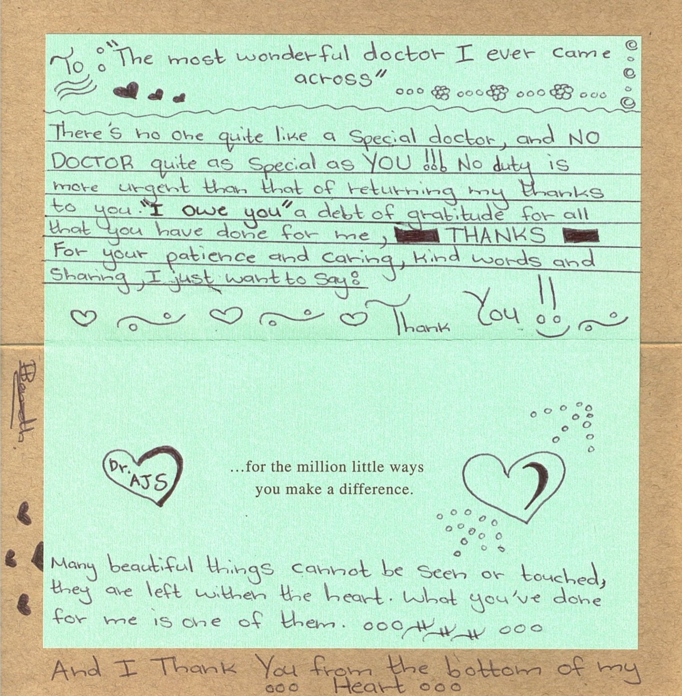 adolescent scoliosis testimonial