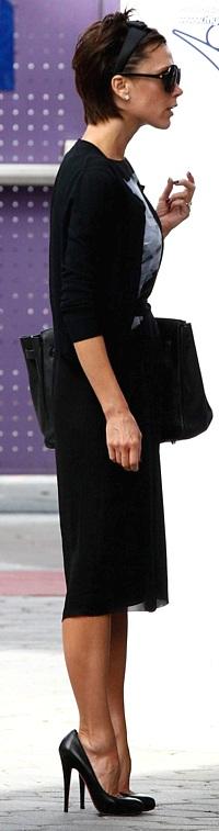 effect of heels on posture