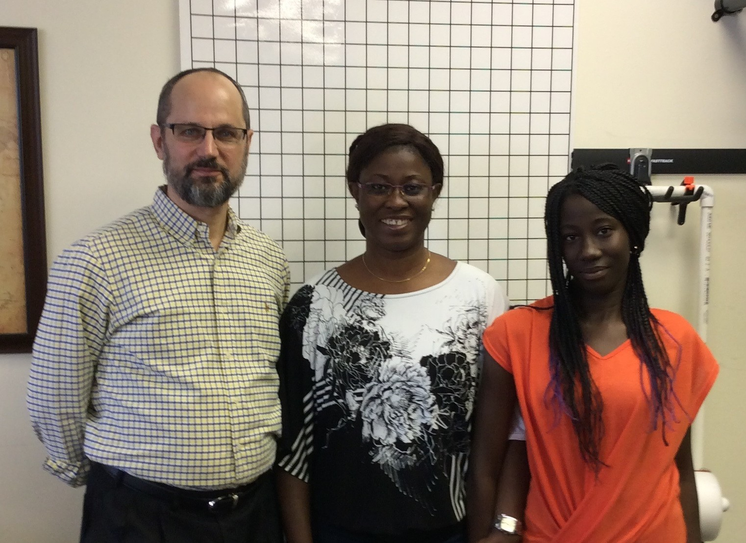 scoliosis patient from malawi testimonial